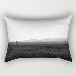 American West 003 Rectangular Pillow