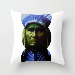 disposition.  Throw Pillow