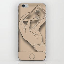 iFail Gold full (Picture This!) iPhone Skin