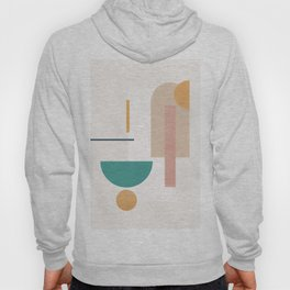 Minimal Geometric Shapes 103 Hoody