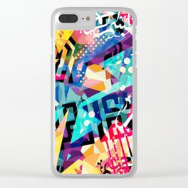Art Exotica Clear iPhone Case