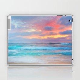 Blue sea Laptop & iPad Skin