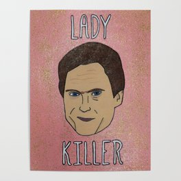 Ted the Lady Killer Poster