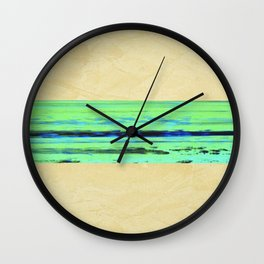 Modern Movement 001 - Signed - Abstract Landscape Canvas Art - Comforters - Bedding - Metal Prints Wall Clock