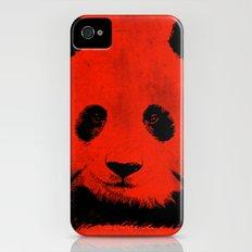Red Panda iPhone (4, 4s) Slim Case