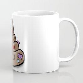 Shit Love Coffee Mug