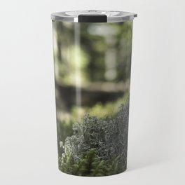 Mountain Forest Floor Travel Mug