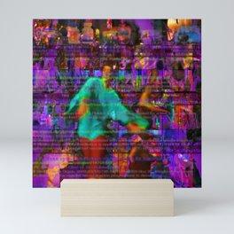 To The Half Remembered Mini Art Print