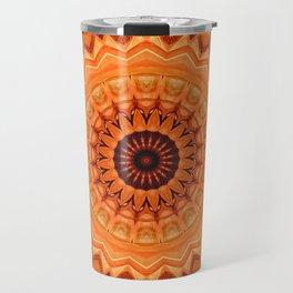 Mandala strong relationship Travel Mug