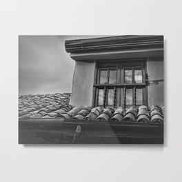 Look Through the Window Metal Print