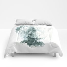 Haunted Ballerina Comforters