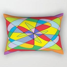 Abstacts Rectangular Pillow