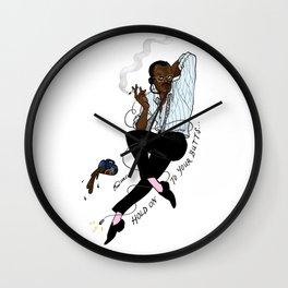 Jurassic Park Pin-ups ~ Ray Arnold Wall Clock