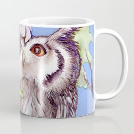 Owl's Eye View Coffee Mug