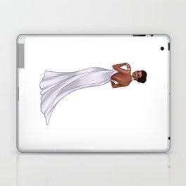 The White Dress Laptop & iPad Skin