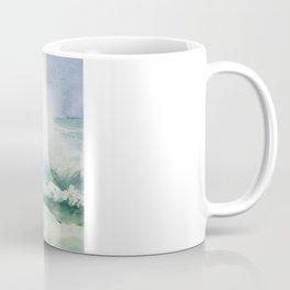 Splashing waves Coffee Mug