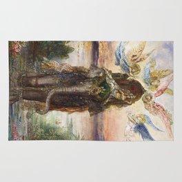 The Sacred Elepant Painting (1882) Rug