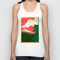 japan Tank Tops featuring japan by barmalisiRTB