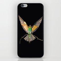Bird Ripple  iPhone & iPod Skin