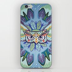 Angry Owl iPhone & iPod Skin