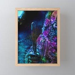 Wizard of Light Framed Mini Art Print