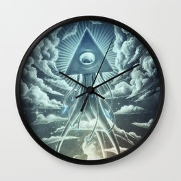War Of The Worlds I. Wall Clock