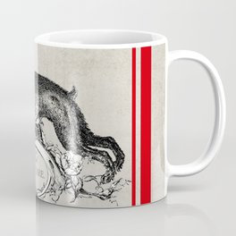 The Hare Coffee Mug