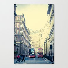 When New Meets Old  Canvas Print