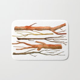 sticks no. 2 Bath Mat