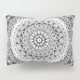 Zendala - Zentangle®-Inspired Art - ZIA 39 Pillow Sham