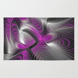 fractal design for your wall -2- Rug