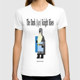 The Dark (Ages) Knight Rises T-shirt