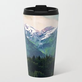 Escaping from woodland heights I Travel Mug