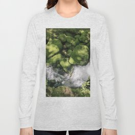 Feel the Wetness in the Air Long Sleeve T-shirt