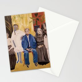 The Faces are Familiar Stationery Cards