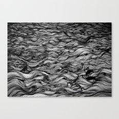 Where the Oceans End Canvas Print