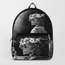 Lady Skeleton Backpack