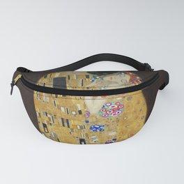 Klimt's The Kiss Fanny Pack