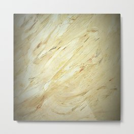 Old World Marble II - Corbin Henry Faux Finishes - Luxury Marble - Corbin Metal Print