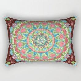 The Softness of Nurturing Evolvement Rectangular Pillow
