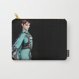 Butterfly Lily 1 Carry-All Pouch