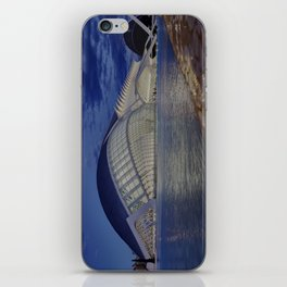 Valencia. City of Arts and Sciences iPhone Skin