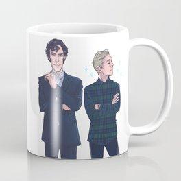 Sherlock Season 4 Coffee Mug