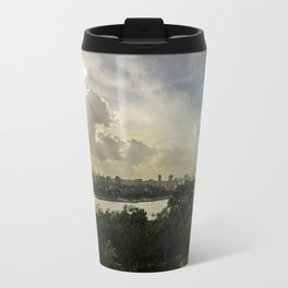 Cuban Sunsets Travel Mug