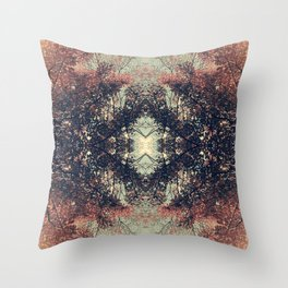 The Enchanted Forest No.7 Throw Pillow