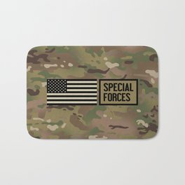 Special Forces (Camo) Bath Mat