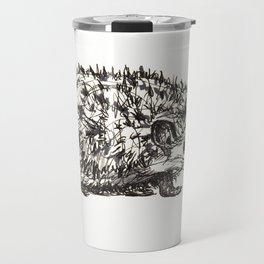 Woodland Creatures: Hedgehog Travel Mug