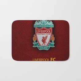 Fc Liverpool My Favorite Sport Team Bath Mat