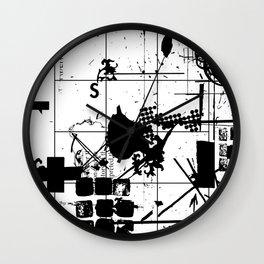 closure sx Wall Clock