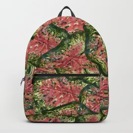 Chestnut Wasabi Foliage Backpack